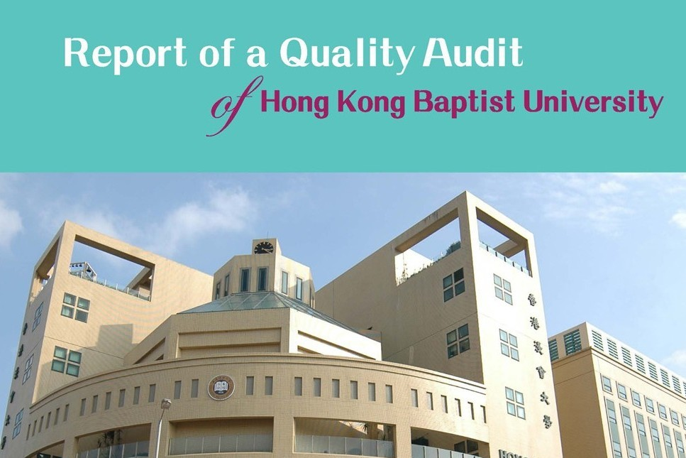 UGC-QAC AUDIT OF HKBU
